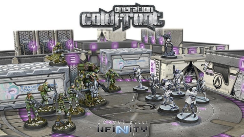 Operation Coldfront Battle Pack - Infinity